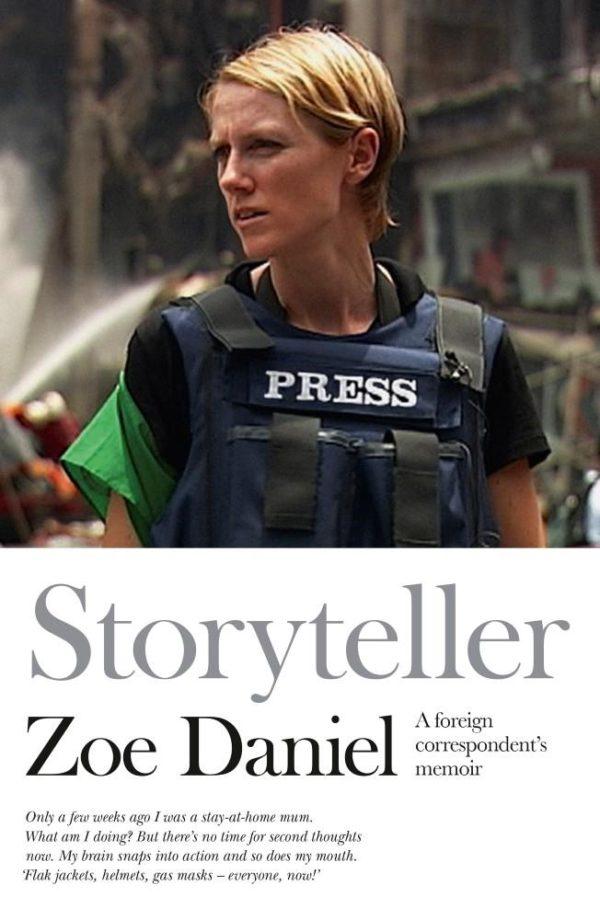 ZOE DANIEL STORYTELLER