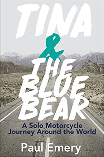 Tina and the Blue Bear by Paul Emery